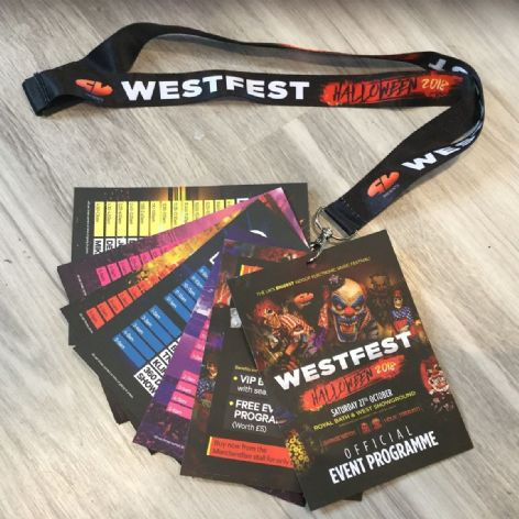 Westfest - 2018 - Official Event Lanyard